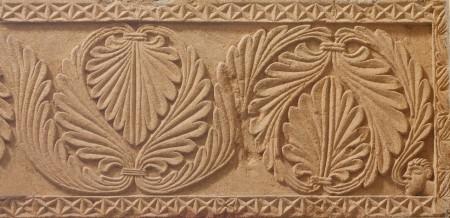 Frise de l'église d'Anzy-le-Duc, JM Hetru, pourquoi un blog?